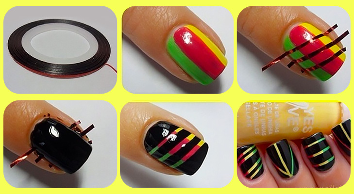6 Amazing Nail Art Hacks For College Girls Indian Makeup And