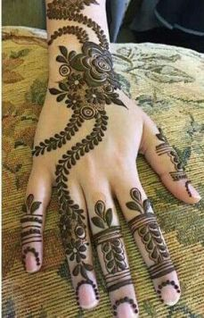 Beautiful mehndi designs 05