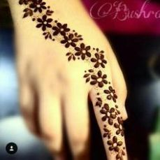 Beautiful mehndi designs 07