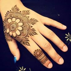 Beautiful mehndi designs 08