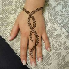 Beautiful mehndi designs 09