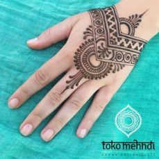 Beautiful mehndi designs 11