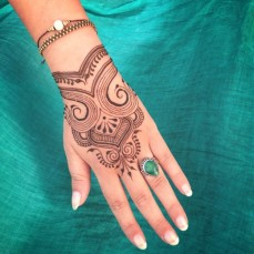 Beautiful mehndi designs 12