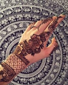 Beautiful mehndi designs 18