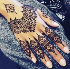 Beautiful mehndi designs 19