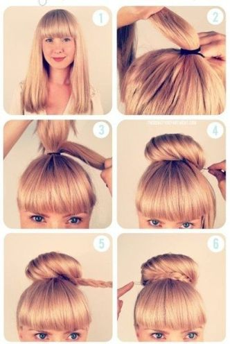 Hairstyles for long hair 108