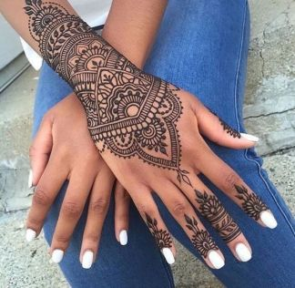 Arabic mehndi designs 71