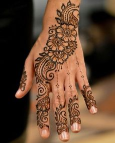 Arabic mehndi designs 74
