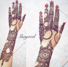 Arabic mehndi designs 81