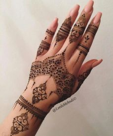 Arabic mehndi designs 85