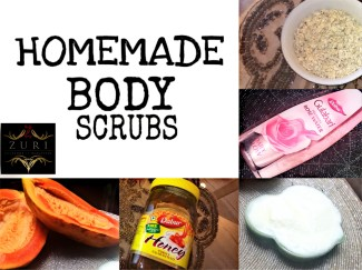 Homemade body scrub recipes 01