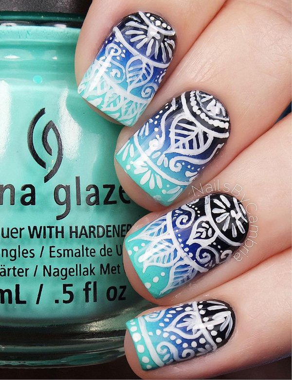 intricate-nail-art-designs-07 | Indian Makeup and Beauty Blog ...
