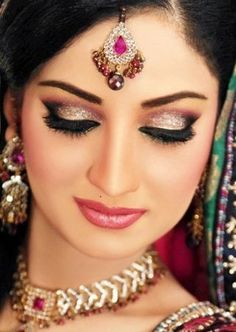 Wedding Makeup 08 Sultry Bridal Indian