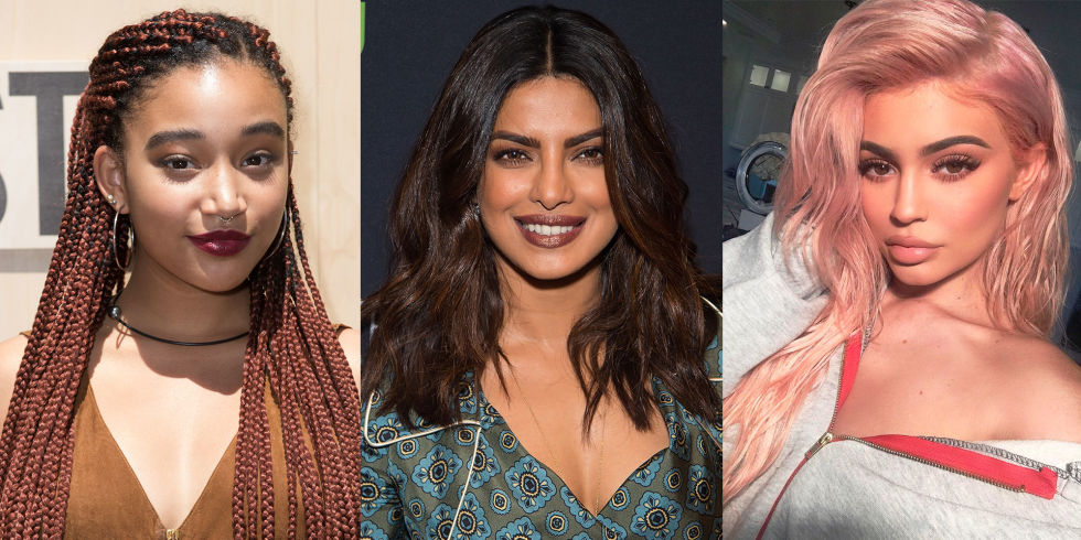 6 Awesome New Hair Colours To Try This Winter Indian Makeup And