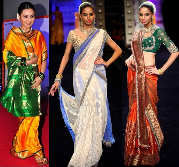 6 Traditional dresses to sport on Republic Day | Indian Makeup and ...