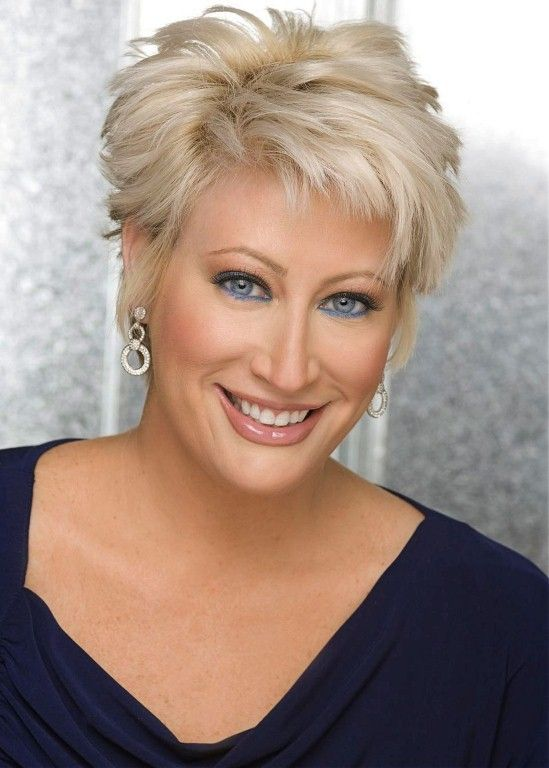 ... 768 in Stunning short haircuts for women over 40