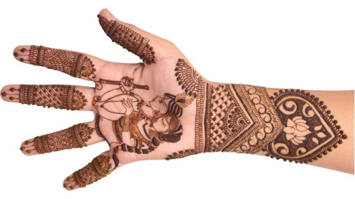 Beautiful Mehndi Designs 61
