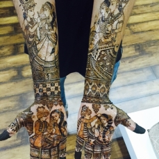 Beautiful Mehndi Designs 62