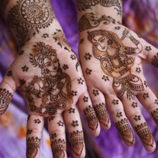 Beautiful Mehndi Designs 63