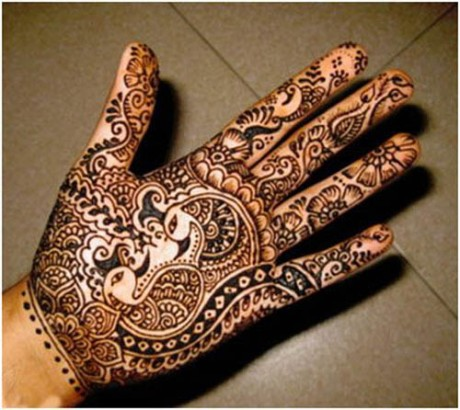Beautiful Mehndi Designs 65