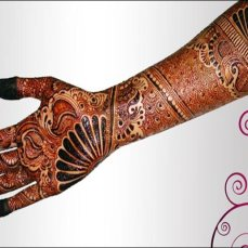 Beautiful Mehndi Designs 66
