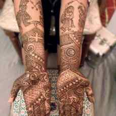 Beautiful Mehndi Designs 67