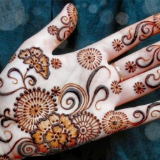 Beautiful Mehndi Designs 69