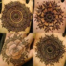 Beautiful Mehndi Designs 72