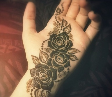 Beautiful Mehndi Designs 77