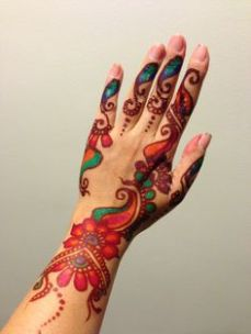Beautiful Mehndi Designs 81