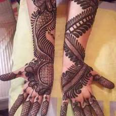 Beautiful Mehndi Designs 85