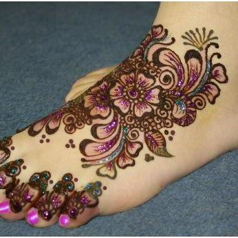 Beautiful Mehndi Designs 88