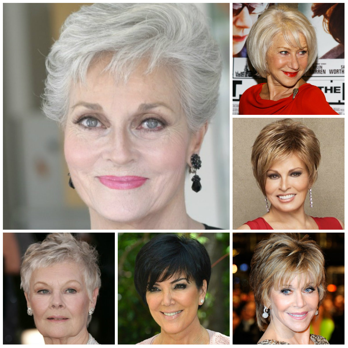 6 stunning short haircuts for women over 40 | indian makeup