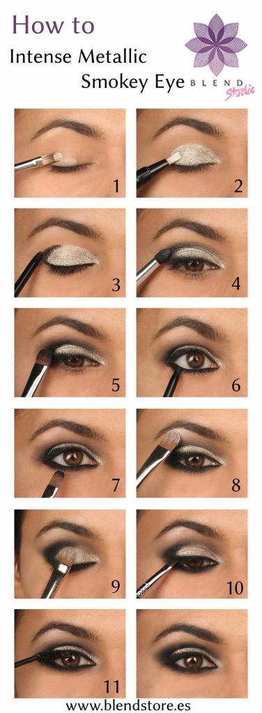smokey eye makeup 51