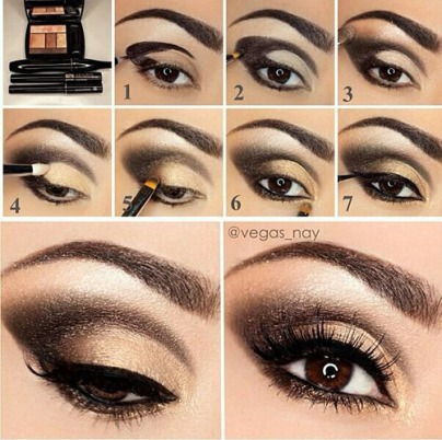 smokey eye makeup 53
