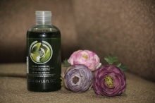The Body Shop Olive Shower Gel 01