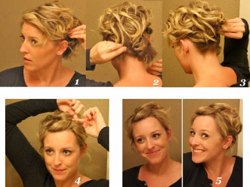 Updo hairstyles 51