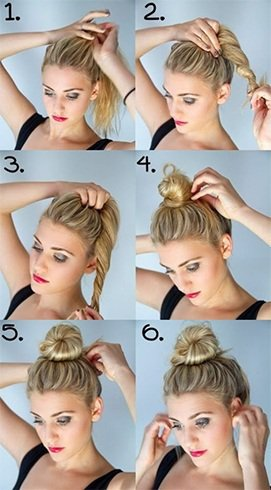Updo hairstyles 52