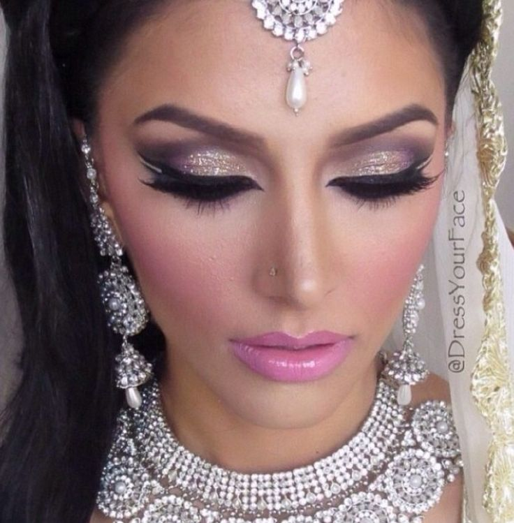 10 Latest Bridal Makeup Looks Skin Care Tips Indian Makeup And