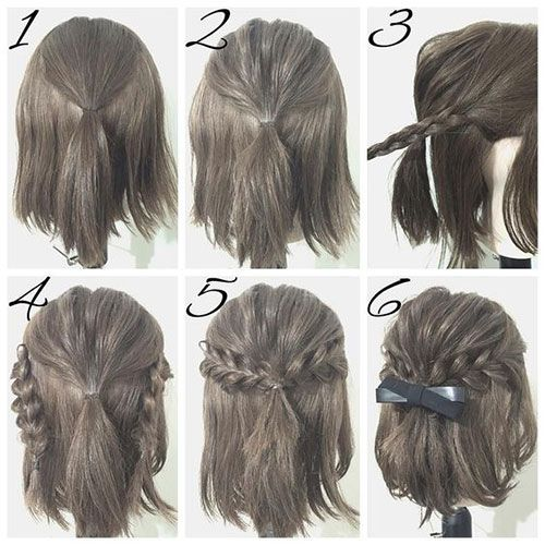 16 easy hairstyles you can do in 10 seconds   Indian Makeup and ...