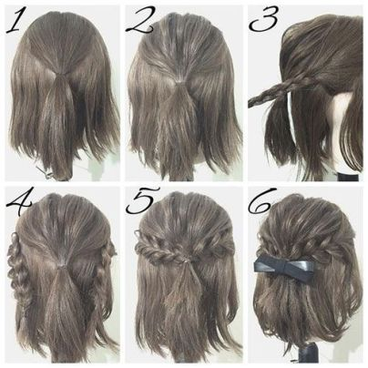 Easy hairstyles 15