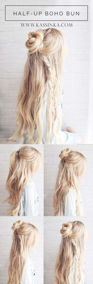 Easy hairstyles 18