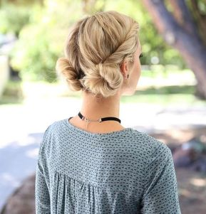 Easy hairstyles 19