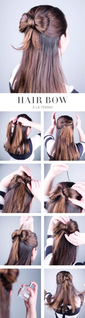 Easy hairstyles 20