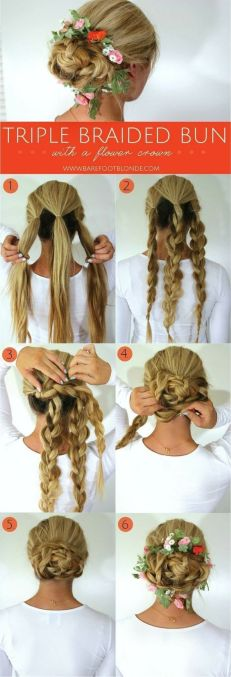 Easy hairstyles 25