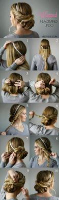 Easy hairstyles 28