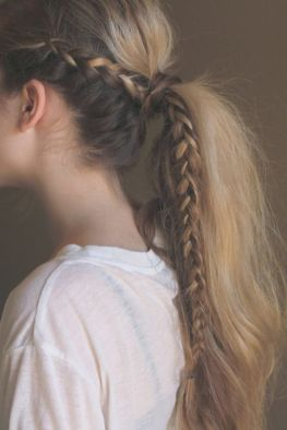 Easy hairstyles 29