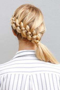 French braid hairstyles 17