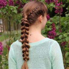 French braid hairstyles 18
