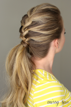 French braid hairstyles 24